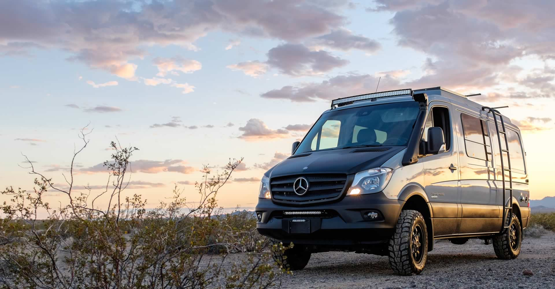 Pre-Owned Van Locations + Sportsmobile West + Texas + North