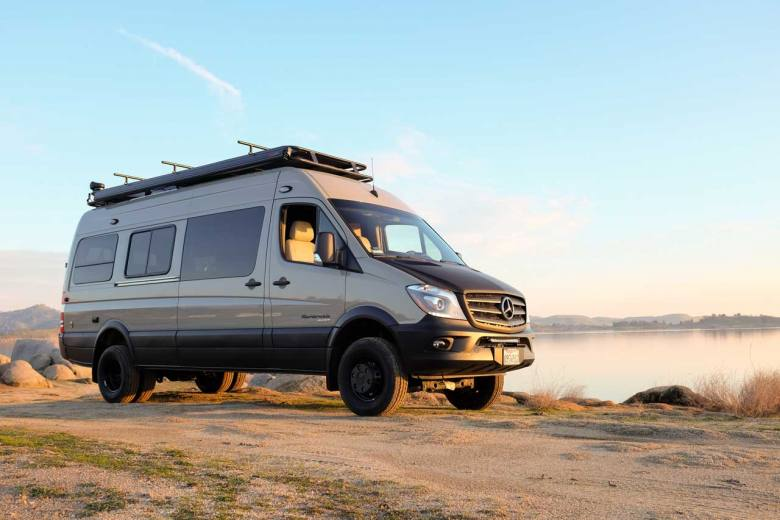 Sprinter 4x4 Conversion