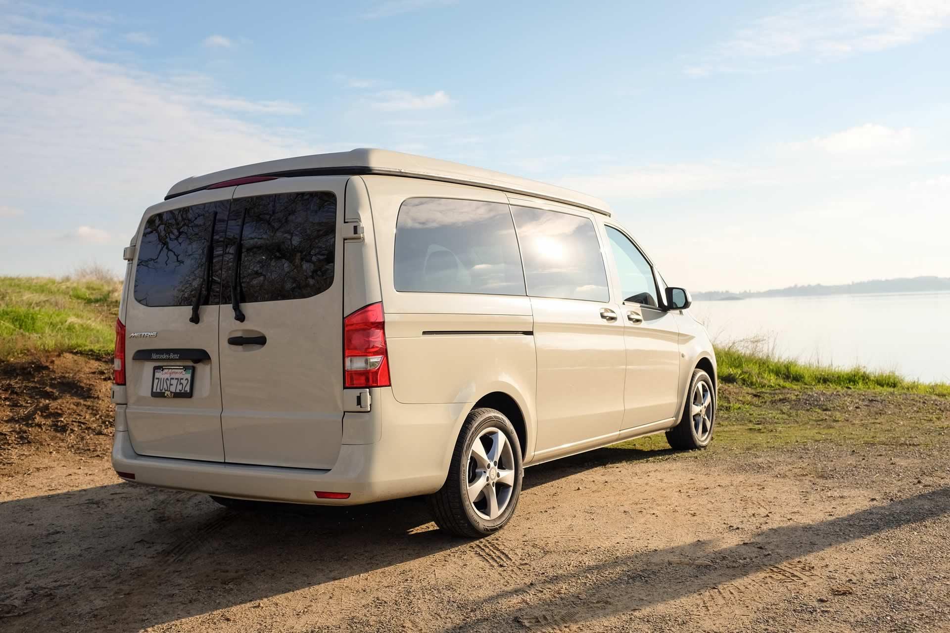 Metris Terra Camper Edition Specs Pricing Custom Van