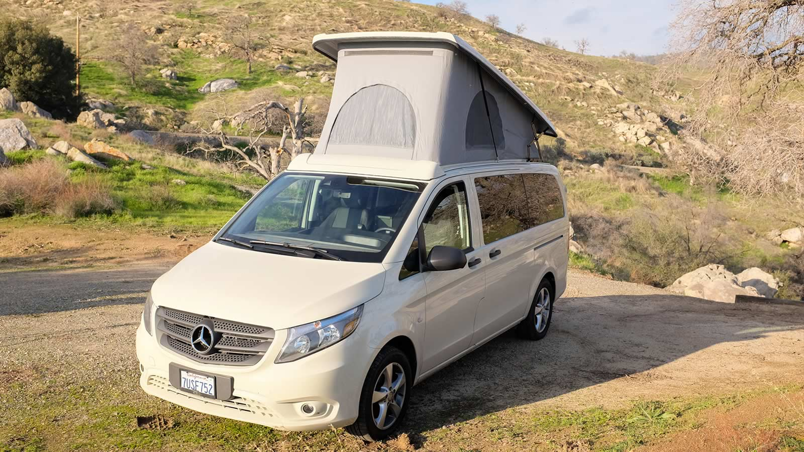 Mercedes Work Van >> Mercedes Metris - Sportsmobile Custom Camper Vans