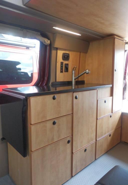 DYO Example Sprinter RB Van