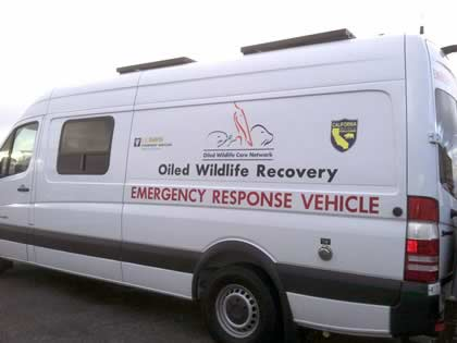 Conversion Example - Emergency Vehicles - Wildlife Recovery Emergency Response Vehicle