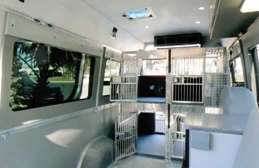 Conversion Example - Mobile Dogs - Sprinter Show Dogs