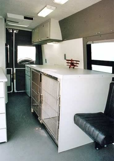 Conversion Example - Mobile Veterinarians - Homeward Bound
