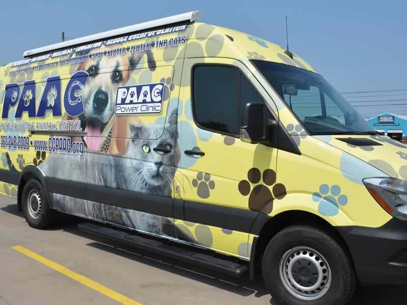 Conversion Example - Mobile Veterinarians - PAAC Power Clinic