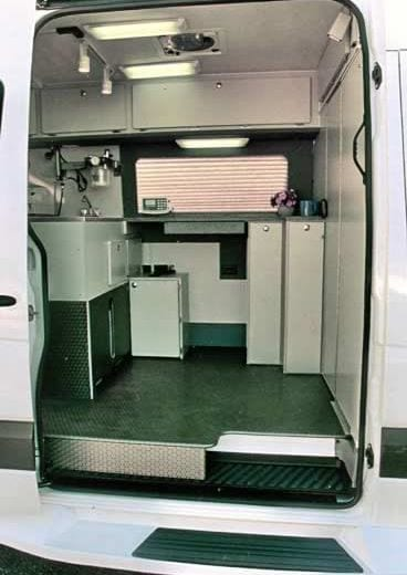 Conversion Example - Mobile Veterinarians - Sprinter MobileVet