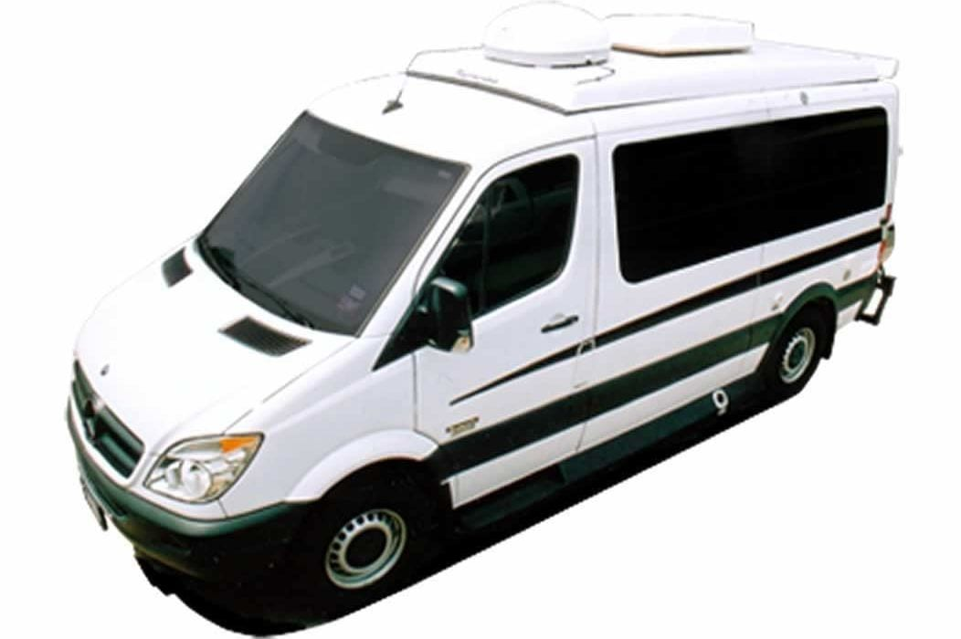 Conversion Example - Tailgater Van