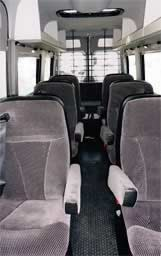 Conversion Example - Touring Vans - Sprinter EB