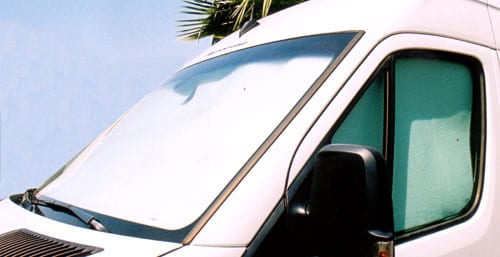 Sportsmobile - Arctic Cab Window Panels
