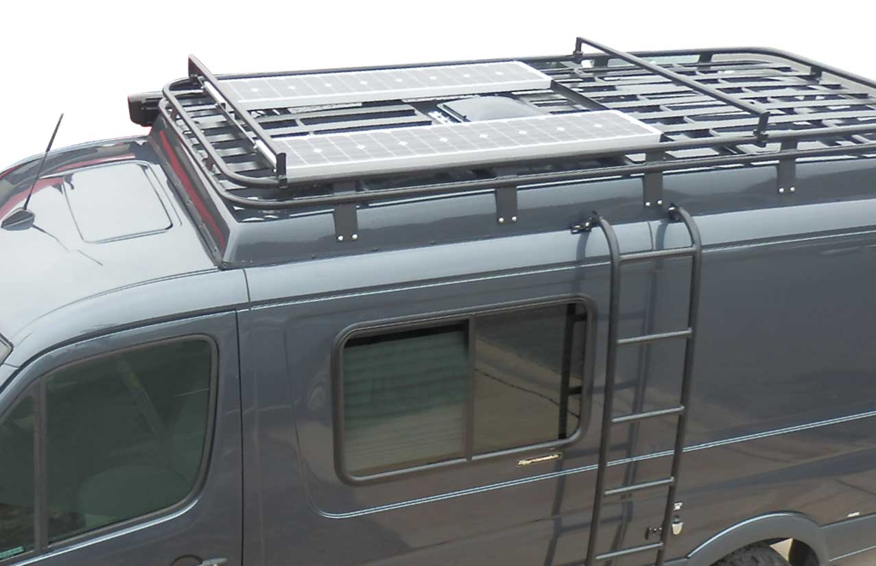 Sportsmobile - Custom Roof Rack