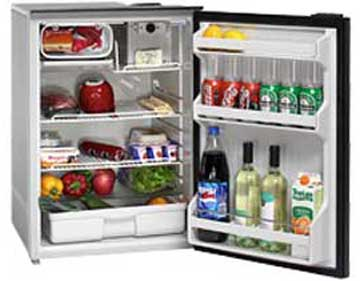 Kitchen Options + Isotherm Refrigerators + Norcold Electric