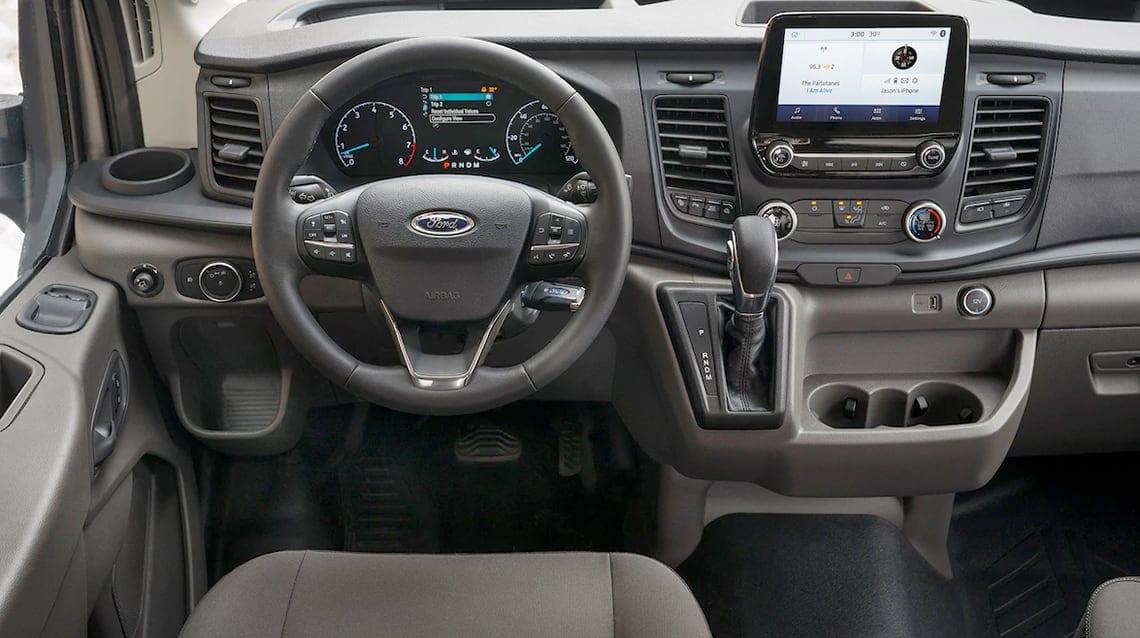 Ford Transit Conversions + Van Dimensions + Van Comparisons